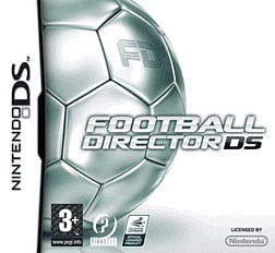 Football Director DSi and DS Lite Cover Art