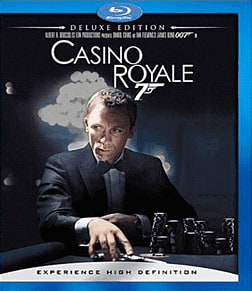 Casino Royale Deluxe Edition (Blu-ray) Blu-ray