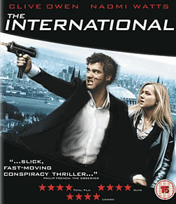 The International Blu-ray