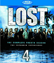 Lost Series 4 Blu-ray