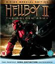Hellboy 2: The Golden Army (Blu-ray) Blu-ray