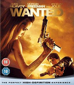 Wanted (Blu-ray) Blu-ray