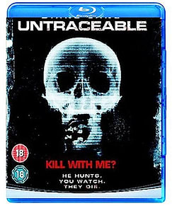 Untraceable Blu-ray