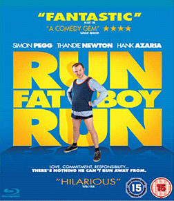 Run Fatboy, Run Blu-ray