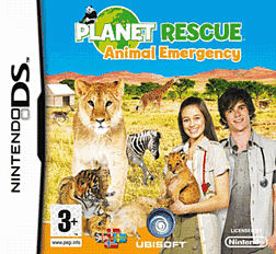 Planet Rescue: Animal Emergency DSi and DS Lite