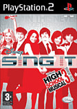 Disney Sing It! High School Musical 3: Senior Year PlayStation 2