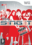 Disney Sing It! High School Musical 3: Senior Year Wii