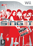 Disney Sing It! High School Musical 3: Senior Year with Mic Wii