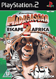 Madagascar: Escape 2 Africa Playstation 2