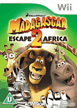 Madagascar: Escape 2 Africa Wii