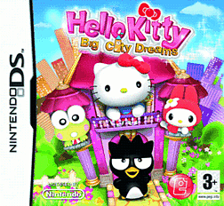 Hello Kitty: Big City Dreams DSi and DS Lite