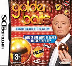 Golden Balls DSi and DS Lite