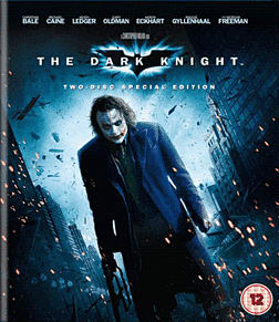 The Dark Knight (Blu-ray) Blu-ray