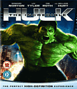 The Incredible Hulk Blu-Ray