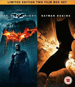 Batman Begins and Dark Knight Double Pack Blu-ray