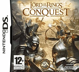 Lord of the Rings Conquest DSi and DS Lite Cover Art