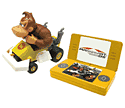 Battery Operated Mariokart DS Donkey Kong Kart Accessories