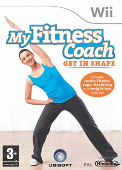 My Fitness Coach Wii Cover Art