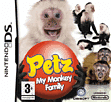 Petz: My Monkey Family DSi and DS Lite