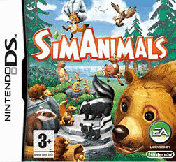 SimAnimals DSi and DS Lite Cover Art