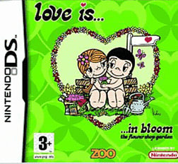 Love is in Bloom DSi and DS Lite Cover Art