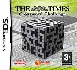 The Times Crossword Challenge DSi and DS Lite