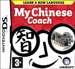 My Chinese Coach DSi and DS Lite Cover Art