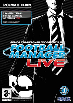 Football Manager Live: 4 Month Subscription PC Games and Downloads Cover Art