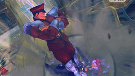 Street Fighter IV screen shot 1