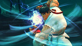 Street Fighter IV screen shot 2