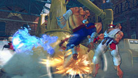 Street Fighter IV screen shot 3