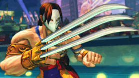 Street Fighter IV screen shot 4