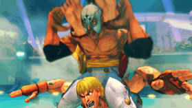 Street Fighter IV screen shot 6
