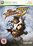 Street Fighter IV Collector's Edition Xbox 360