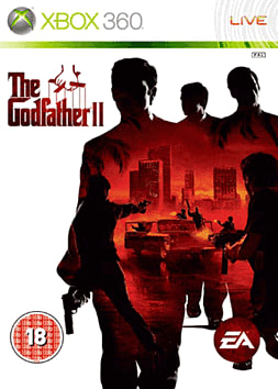 The Godfather 2 Xbox 360 Cover Art