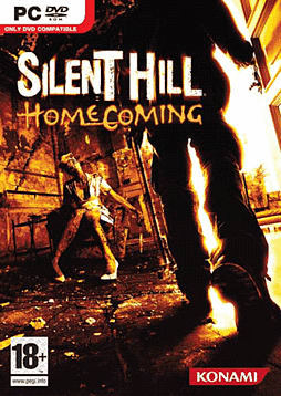 Silent Hill: Homecoming PC Games and Downloads Cover Art