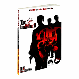 The Godfather 2 Strategy Guide Strategy Guides and Books