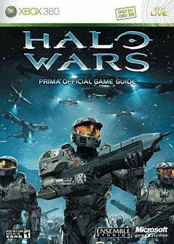 Halo Wars Strategy Guide Strategy Guides and Books