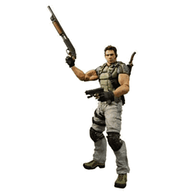 Resident Evil 5 Figure - Chris Toys and Gadgets