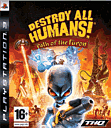 Destroy All Humans: Path of The Furon PlayStation 3