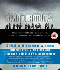 Band of Brothers: HBO Complete Series Blu-ray