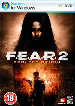 F.E.A.R. 2: Project Origin PC Games and Downloads Cover Art