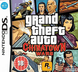 Grand Theft Auto: Chinatown Wars DSi and DS Lite