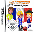 Mind Your Language French DSi and DS Lite