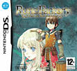 Rune Factory: A Fantasy Harvest Moon DSi and DS Lite