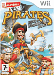 Pirates Hunt for Black Beards Booty Wii