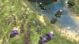 Halo Wars screen shot 1