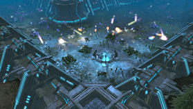 Halo Wars screen shot 4