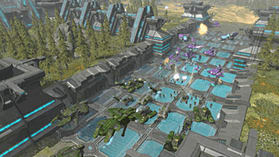 Halo Wars screen shot 5