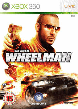 Wheelman Xbox 360 Cover Art